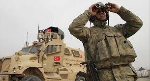 Türk Askeri 5 km İçeri Girdi
