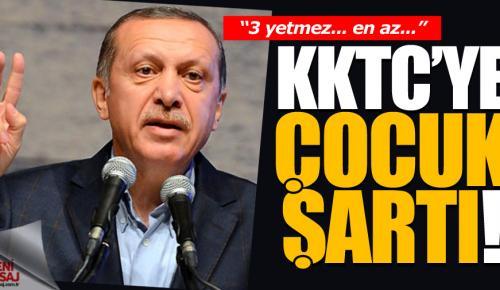 Erdoğan: 5 Çocuk Yapın