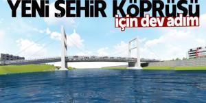 Çarşamba'ya Dev Çelik Köprü
