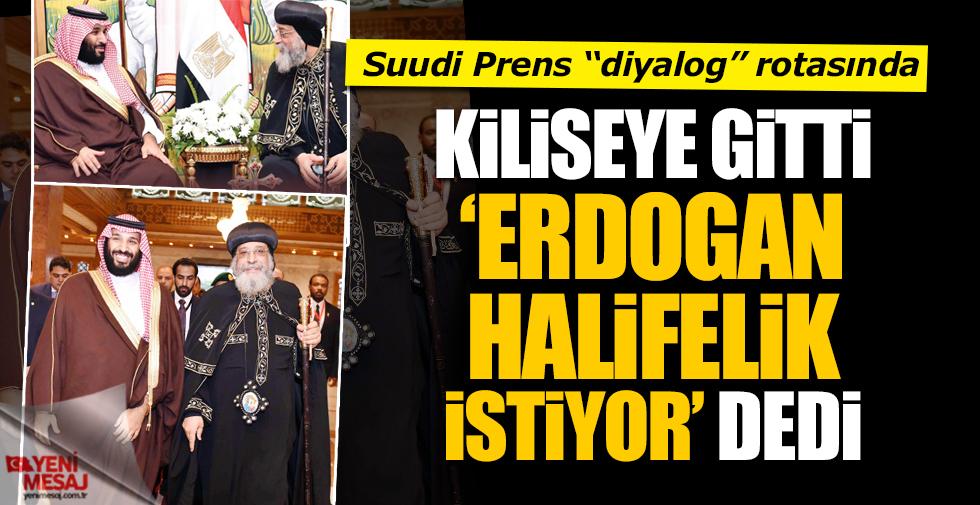 Suudi Pres Selman Haddini Aştı!