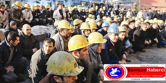 """Samsun'da """"10 Bin 976 Kişi"""" Kadrolu İşçi Oldu"""