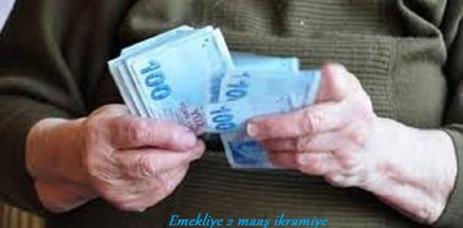 Emekli İkramiye Yasası Onaylandı!