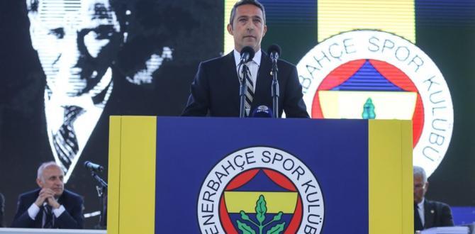 Fernerbahçe'de Ali Koç Dönemi