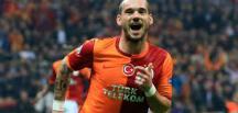 Sneijder: Galatasaray İstesin Koşarak Gelirim!