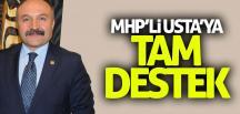 MHP'li Erhan Usta Yollarda!