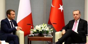 Erdoğan Makron'u Uyardı