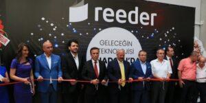 Samsun'da Reeder Cep Telefonu Fabrikası Açıldı