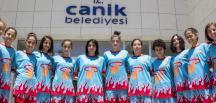 CANİK'TE HEDEF AVRUPA LİGİ
