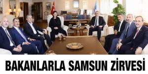 Samsun Ankara'ya Taşındı!