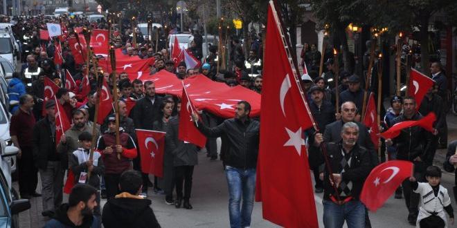 """AHISKA TÜRK'LERİ """"ZULMÜN 74 YILINDA YÜRÜDÜ!"""