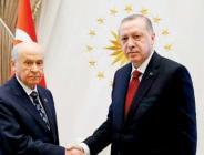 Erdoğan Bahçeli Görüştü