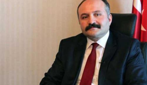 MHP SAMSUN'DA ŞOK!USTA DİSİPLİNE SEVK EDİLDİ!