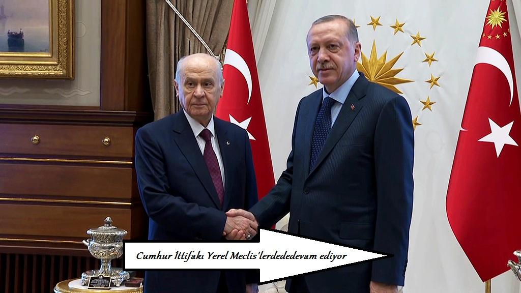"""SAMSUN """"CUMHUR İTTİFAKI"""" ADAY'LARI BELLİ OLDU!"""