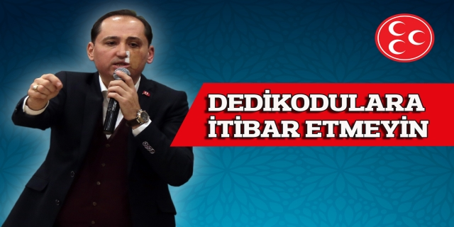 Murat Kaçak: Dedikodu'lar Yalan'dır!