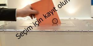 İkameti Olmayan Oy Kullanamıyacak!