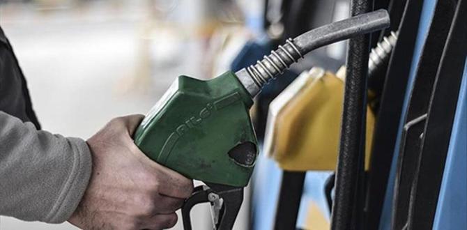 Benzin Fiyatları Düştü!