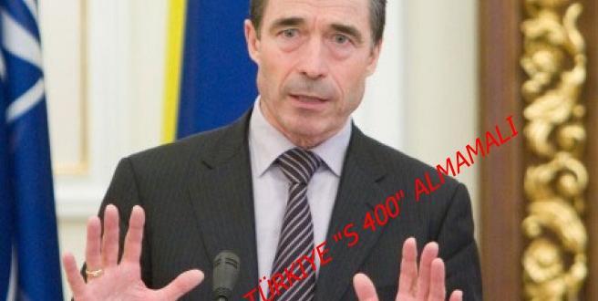 Rasmussen Türkiye'yi Suçladı