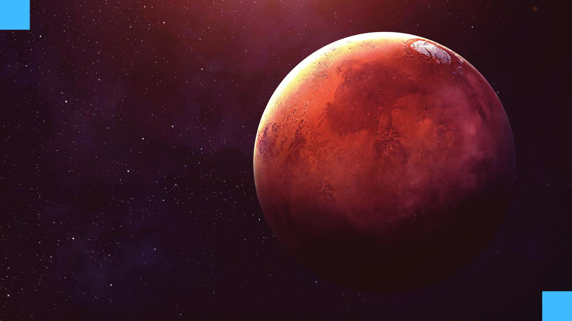 Mars'a Gidenler Orada 2 Sene Yaşamak Zorundalar!