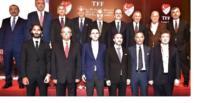 Futbol Fedarasyonu Başkanı,Nihat Özdemir OLdu