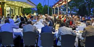Mustafa Demir İftar Yemeği Verdi
