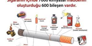 Sigara'nın Zararı,Sanılandan Çok Daha Fazla!