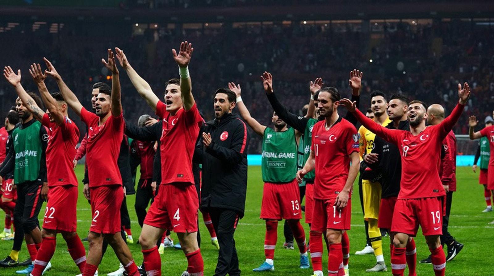 Türk Milli Takımı Avrupa 2020 yi Garantiledi!