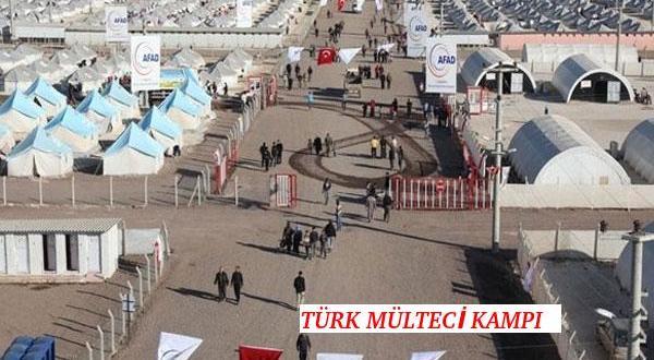 Yunan'lı Gazeteci,Türkiye'deki Kamplar 5 Yıldızlı Otel Gibi