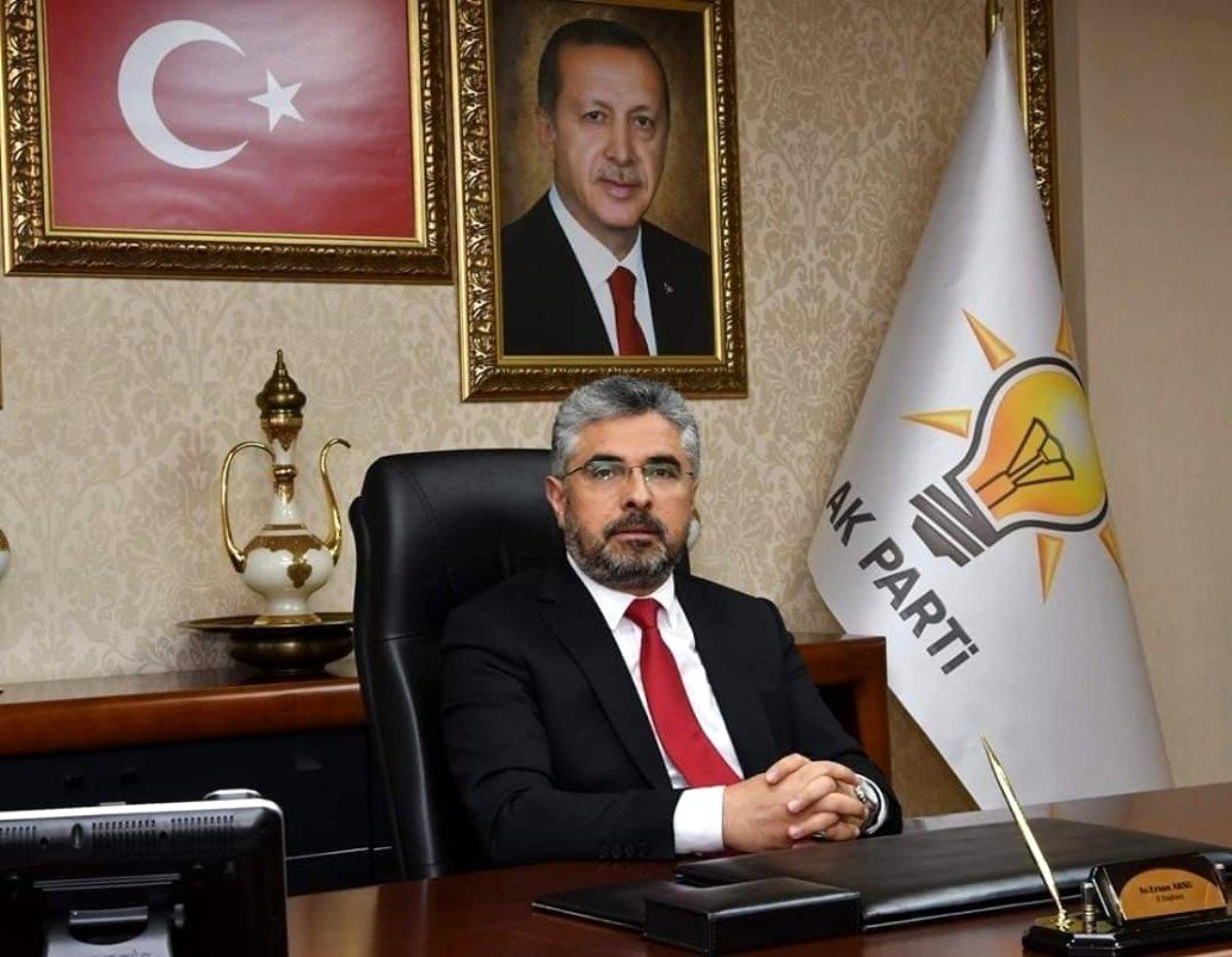 AK Parti Samsun İl Başkanlığından kongre açıklaması