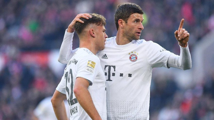 Bayern Münih durmak bilmiyor!
