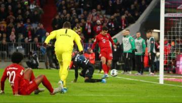 Bayern Münih gol oldu yağdı!