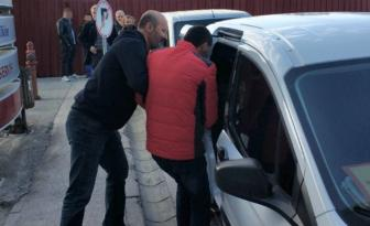 Canik'te bir Marketten sigara çalan 3 kişi yakalandı