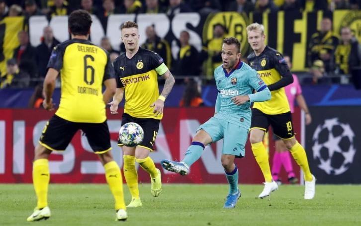 Dortmund'dan süper dönüş!