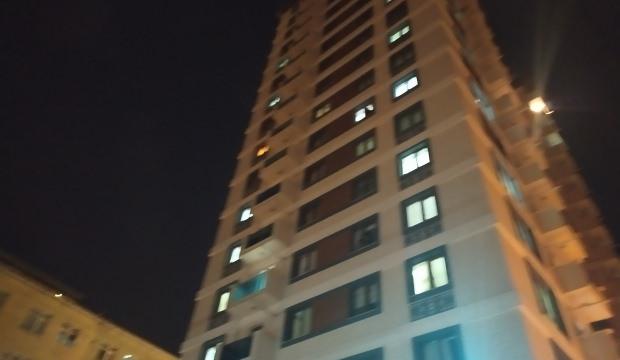 Feci ölüm! Cam silerken 11. kattan düştü