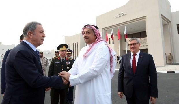 Katar Türk Birleşik Müşterek Kuvvet Komutanlığı açıldı