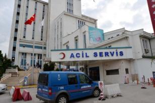 KORGAN'DA PATPAT KAZASI 2 KİŞİ YARALI