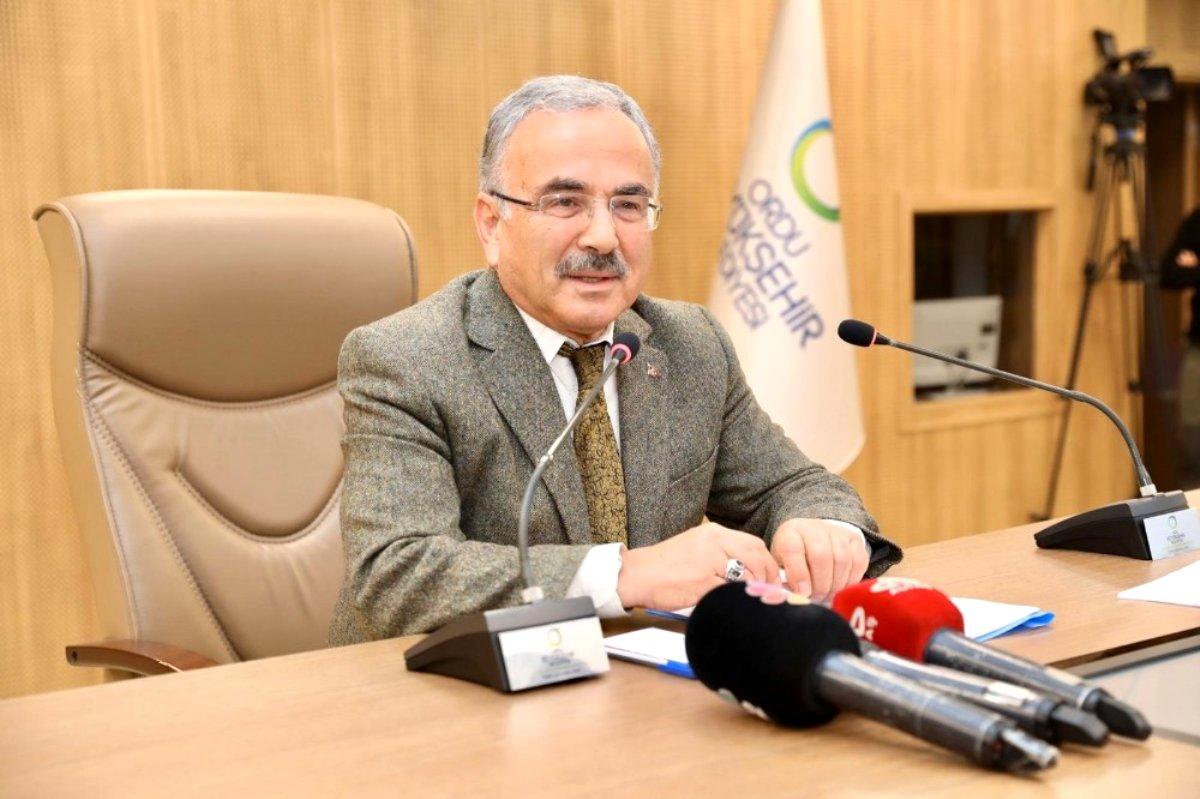 Ordu Büyükşehirin 2020 yılı bütçesi 750 milyon lira
