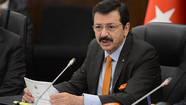 TOBB Başkanı Hisarcıklıoğlu'ndan yerli otomobil mesajı