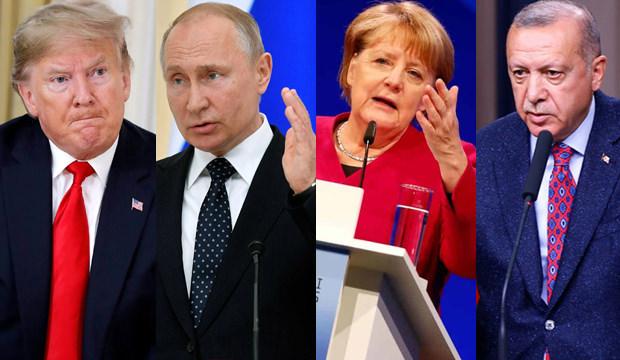 Trump dünyaya son dakika olarak duyurdu, Türkiye, Rusya ve Almanya ayağa kalktı