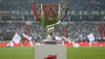 Türkiye Kupasında eşleşmeler belli oldu.