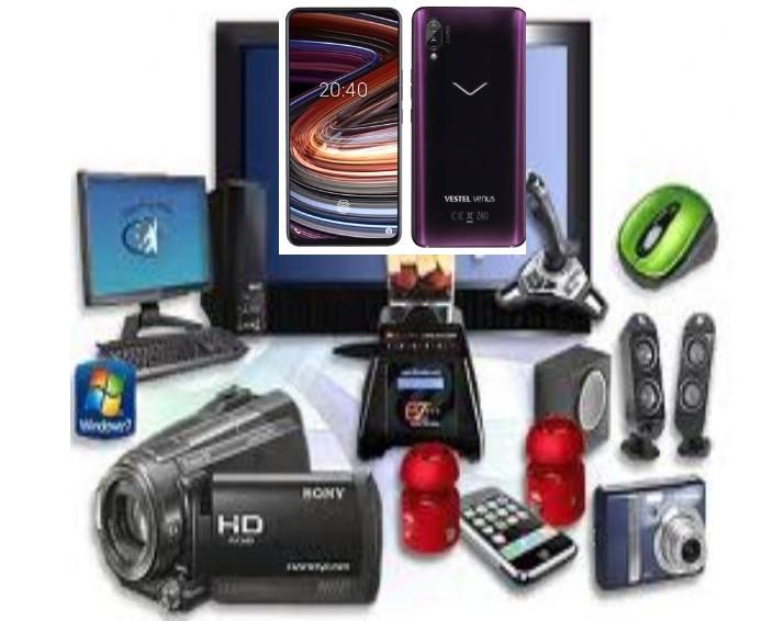 Elektronik cihazlarda yeni fiyatlar açıklandı