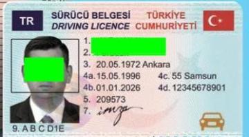 EHLİYET YENİLEME TARİHİ UZATILDI!