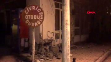 Elazığ da 6.8 deprem- 7