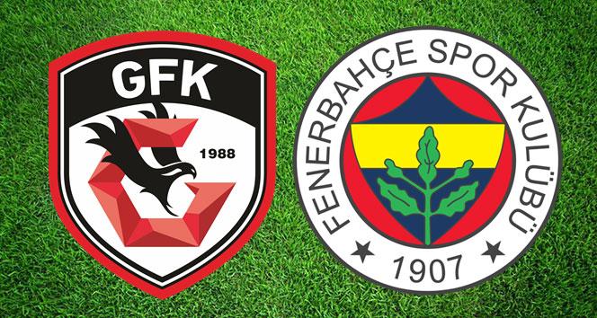 Gaziantep FK Fenerbahçe Canlı İzle | Gaziantep Fenerbahçe maçı zaman, saat kaçta hangi kanalda?
