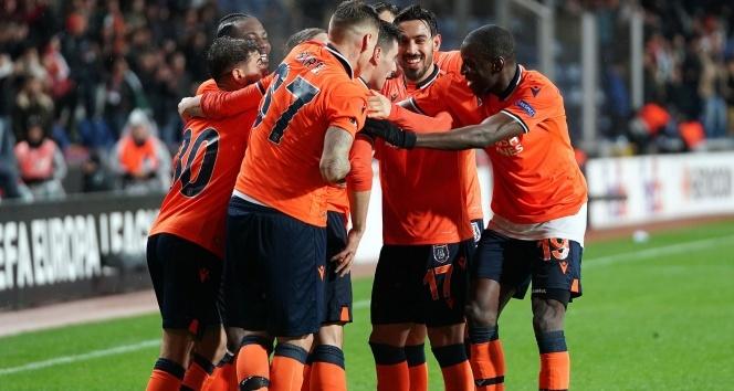 Başakşehir, sahasında 4. Avrupa galibiyetini aldı