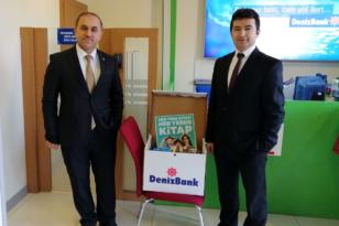 Denizank'tan eğitime destel!
