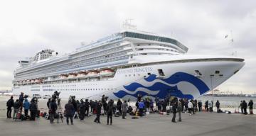 Dünyanın konuştuğu Korona karantinasındaki gemiden kötü haber