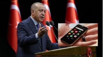 Cumhurbaşkanı Erdoğan, AB Komisyonu Başkanı ile telefonda görüştü