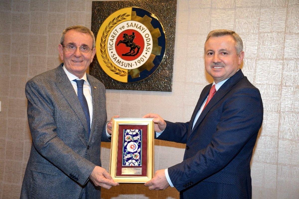 Moldova dan Türk iş adamlarına davet