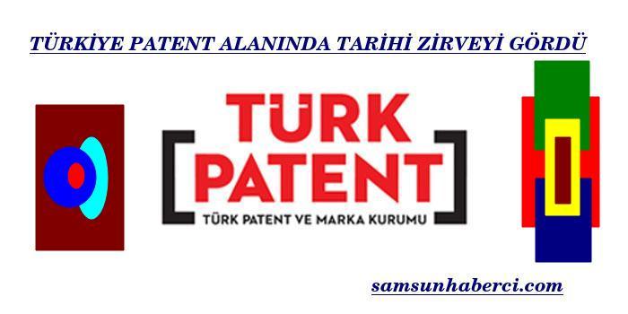 TÜRKİYE, PATENT ALANINDA TARİHİ ZİRVEYİ YAKALADI!