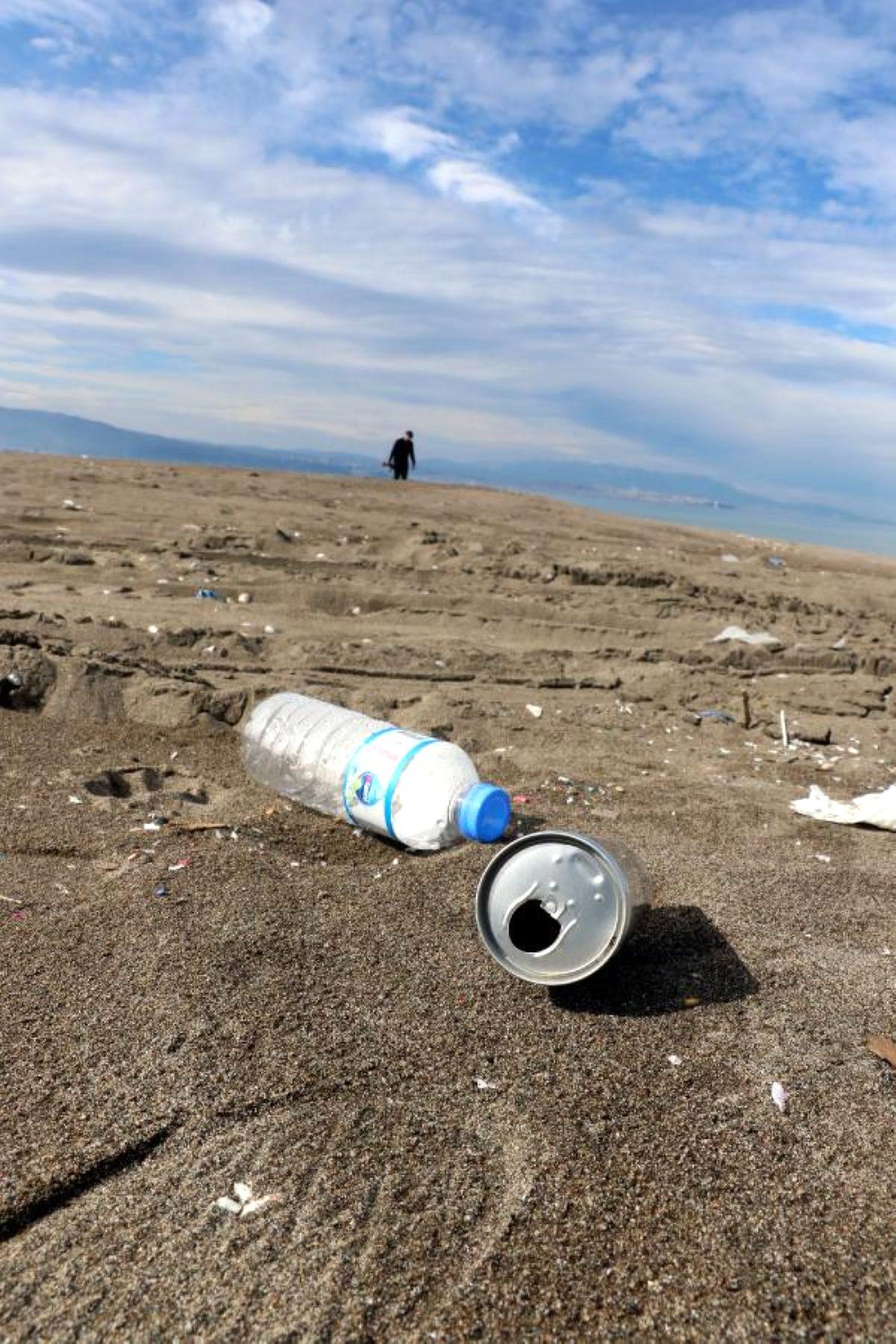 Türkiye de en çok deniz çöpü, Samsun dan çıktı